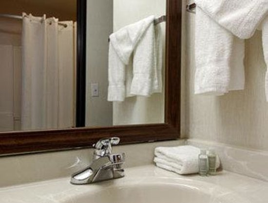 Baymont Inn & Suites Whitewater: Bathroom