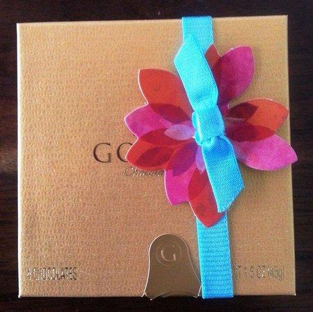 Twelve Atlantic Station: Godiva Chocolates