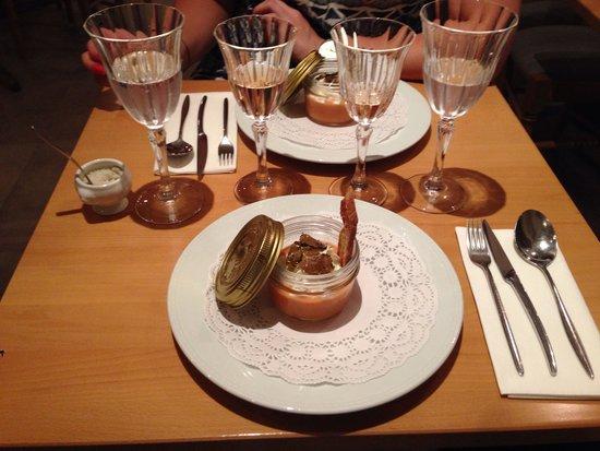 La Roustide : Food