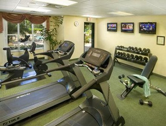 Hawthorn Suites of Naples: Fitness Center