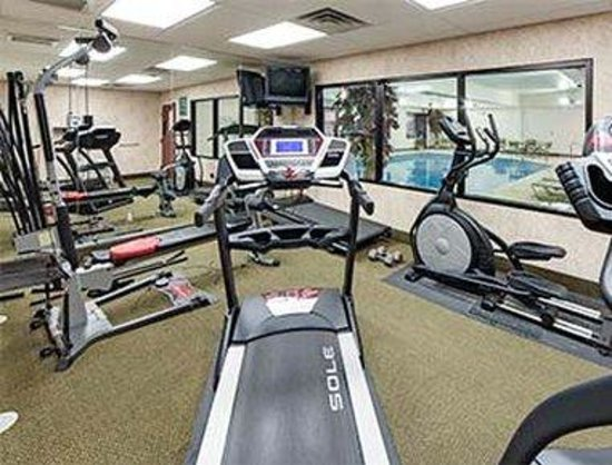 Hawthorn Suites by Wyndham Columbus West : Fitness Center