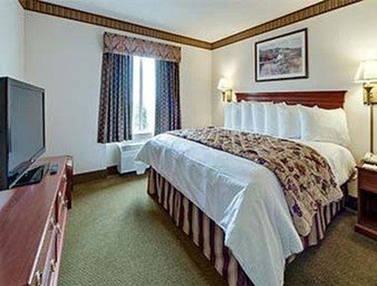 Hawthorn Suites by Wyndham Columbus West: 1 King Bed