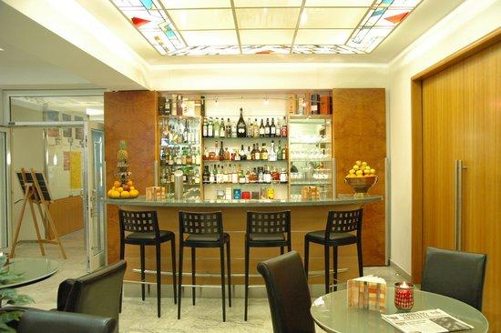 Hotel Unger beim Hauptbahnhof: Bar