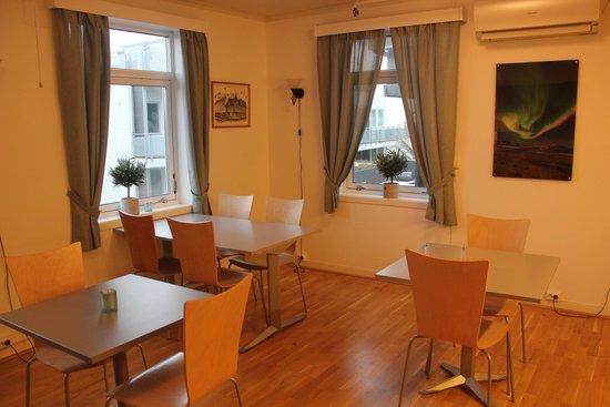 ABC Hotell: Breakfast room