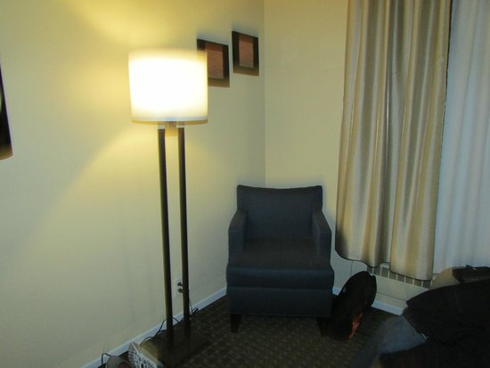 Comfort Inn Gaslamp / Convention Center: Sitting area