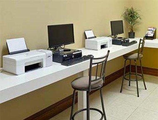Hawthorn Suites by Wyndham Orlando Lake Buena Vista: Business Center