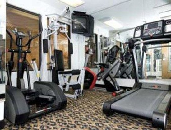 Baymont Inn & Suites Tupelo: Fitness Center