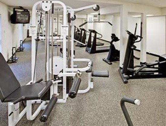Hawthorn Suites by Wyndham Dallas Love Field Airport: Fitness Center