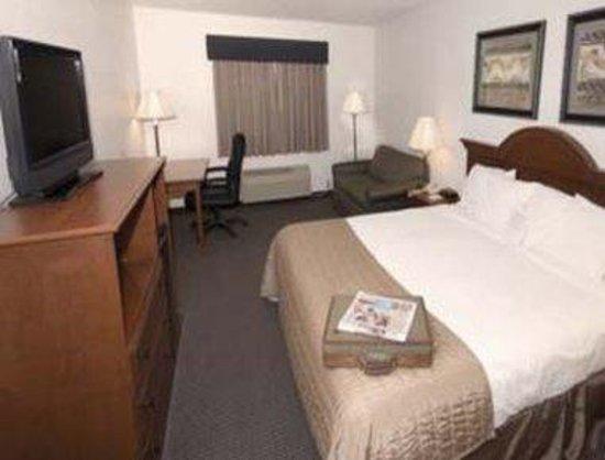 Baymont Inn & Suites Tupelo: Standard King Bed Room