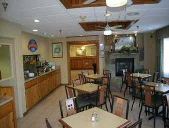 Baymont Inn & Suites Kodak Near Sevierville: Breakfast Area