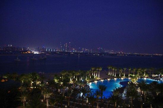 Atlantis, The Palm: vista dalla camera (n.4418)