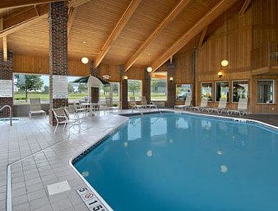 Baymont Inn & Suites Columbus/Rickenbacker: Pool