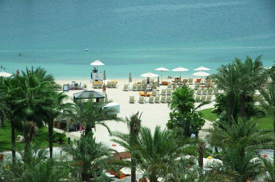 Atlantis, The Palm: panorama dalla camera