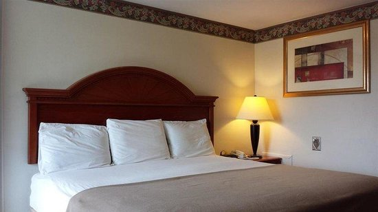 Americas Best Value Inn Palmyra/Hershey: One King Bed