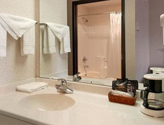 Baymont Inn & Suites Dowagiac: Bathroom