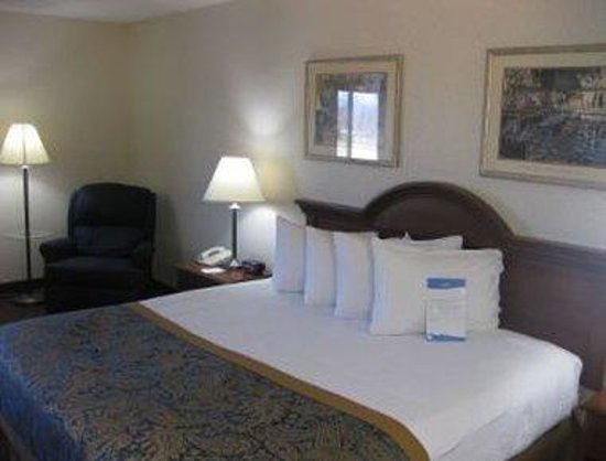 Baymont Inn & Suites Dowagiac: King Bed Guest Room