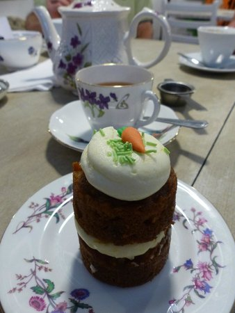 The Cake'ole: Carrot cake