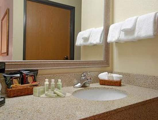 Baymont Inn & Suites Indianapolis: Bathroom