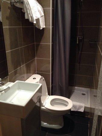 hotel Victoria : Cuarto de baño