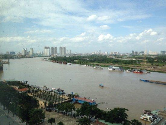 Liberty Central Saigon Centre Hotel : 部屋から見たいところ!!