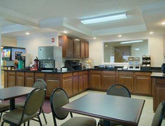 Days Inn Mount Hope: Breakfast Area