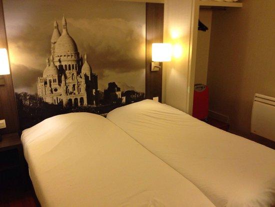 hotel Victoria : Cama