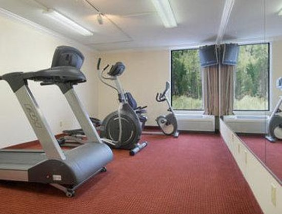 Mount Hope, Virginia Occidentale: Fitness Center