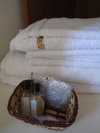 Hotel Paloma: Моющие принадлежности