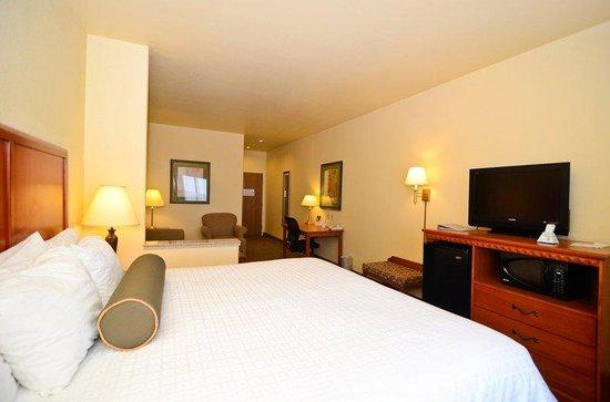Best Western Plus Schulenburg Inn & Suites : Guest Suite