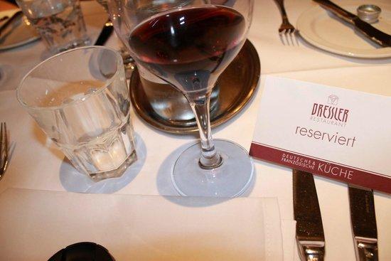 Dressler: Wine