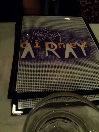 Manta Ray: Carta