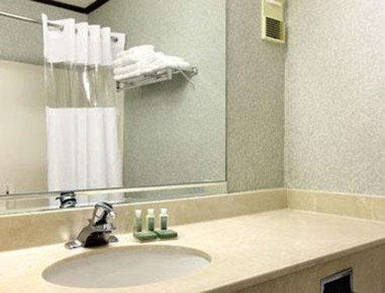Baymont Inn & Suites Greensboro/Coliseum: Standard Bathroom