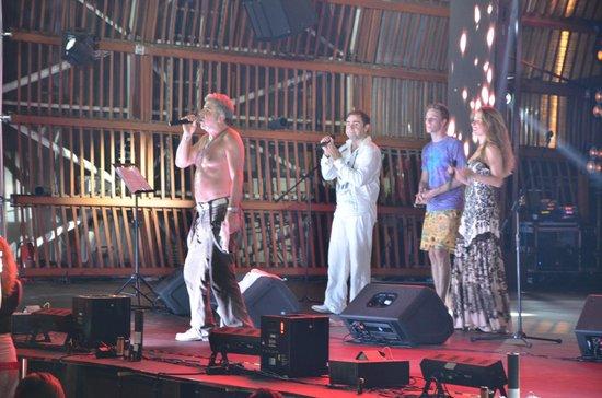 Alva Donna Beach Resort Comfort: концерт сосо