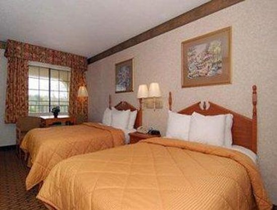 Days Inn Pearl/Jackson Airport : Two Double Bed Room