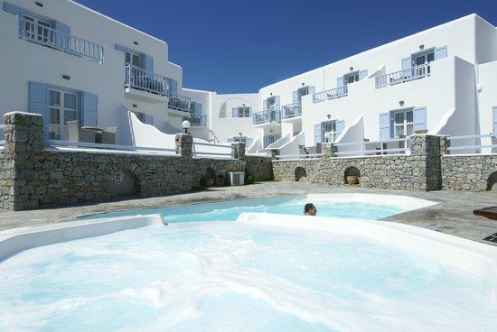 Dionysos Boutique Hotel: pool