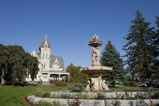 Elm Hurst Inn & Spa: A Historic Beauty