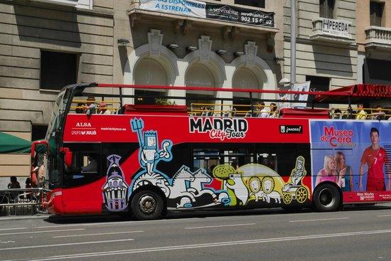 Letango Spain Tours - Private Day Tours : Madrid June 2014