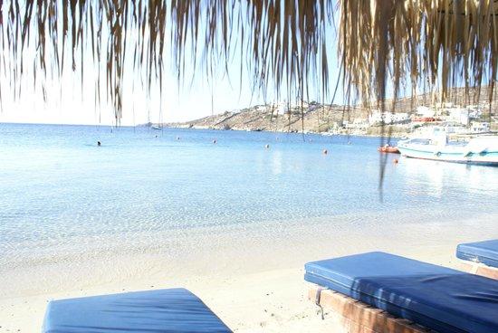 Dionysos Boutique Hotel: ornos Beach