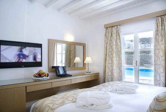 Dionysos Boutique Hotel: preminm rooms