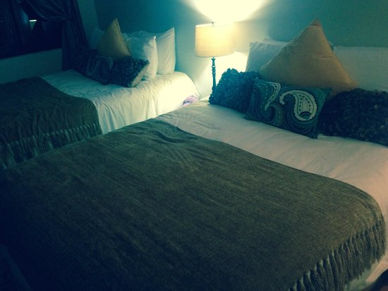 La Terraza de San Juan: Double room