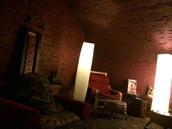 Peterstone Court Hotel: Relaxation room