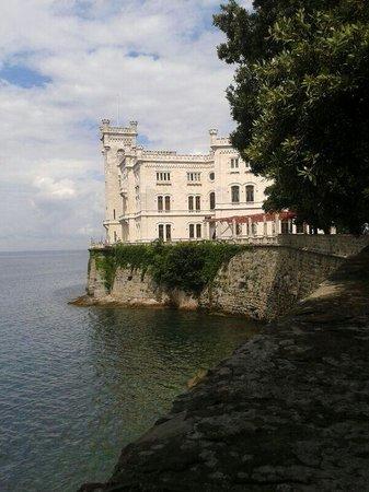 Castello di Miramare - Museo Storico: Июль 2014