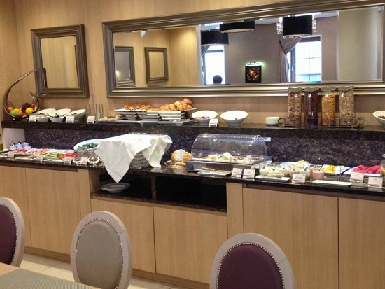 Mercure Arbat Moscow : Wonderful breakfast