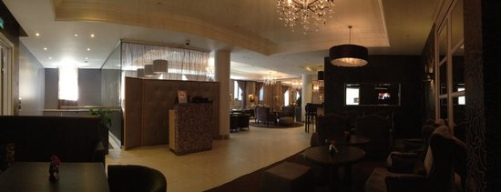 Mercure Arbat Moscow: Restaurant hall