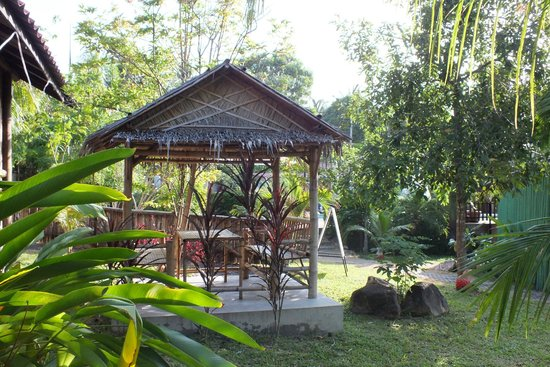 Tropical Garden Lounge Hotel: Sala Thai Terraces (some bungalows)