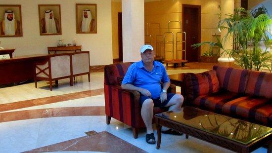Hilton Fujairah Resort: холл