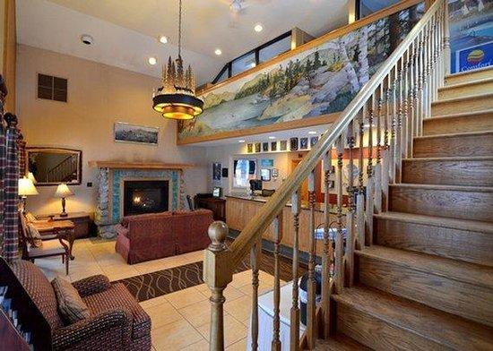 Quality Inn Lake Placid: NYLobby
