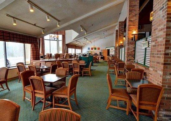 Quality Inn Lake Placid: NYBreakfast Area