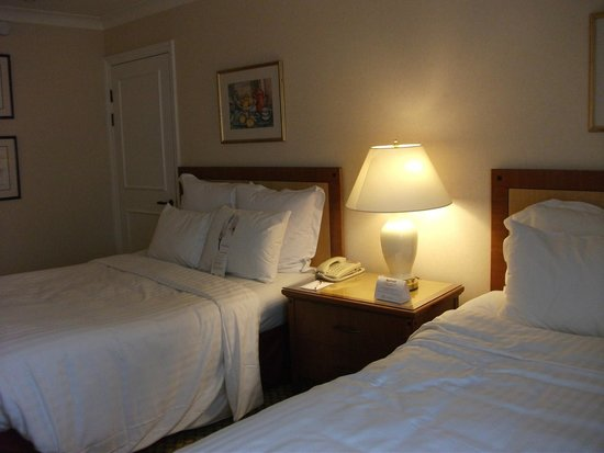 London Marriott Hotel Maida Vale : chambre