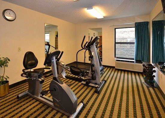 Comfort Inn Biltmore West: Exercise facilities